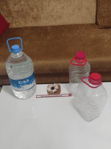 Pet Şişeden Örgü Çantası Yapımı