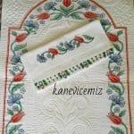 Kanaviçe Seccade Örnekleri 105