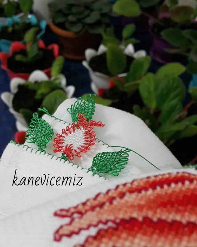 Kanaviçe Seccade Örnekleri 109