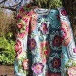 Frida'nın Çiçekleri Battaniye Yapılışı