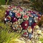 Frida'nın Çiçekleri Battaniye Yapılışı 1