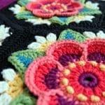 Frida'nın Çiçekleri Battaniye Yapılışı 20