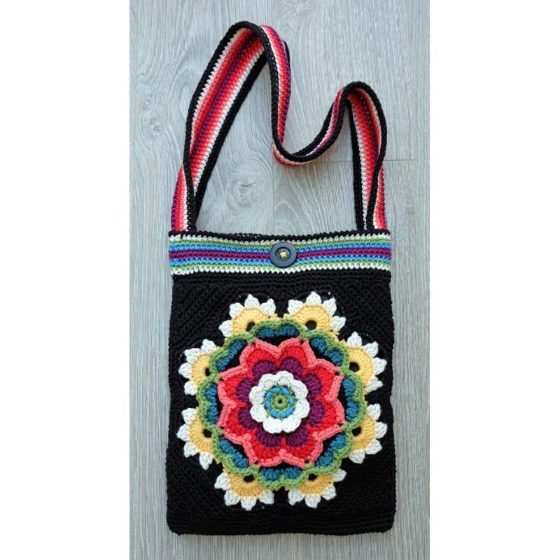 Frida'nın Çiçekleri Battaniye Yapılışı 23