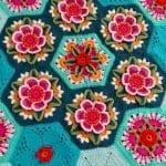 Frida'nın Çiçekleri Battaniye Yapılışı 24