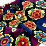Frida'nın Çiçekleri Battaniye Yapılışı 26