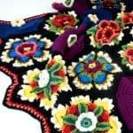 Frida'nın Çiçekleri Battaniye Yapılışı 27