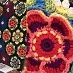 Frida'nın Çiçekleri Battaniye Yapılışı 29