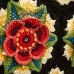 Frida'nın Çiçekleri Battaniye Yapılışı 3