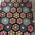 Frida'nın Çiçekleri Battaniye Yapılışı 7
