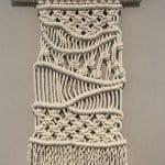 Makrome Duvar Süsleri Modelleri 21