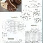 Tığ İşi Patik Modelleri 1