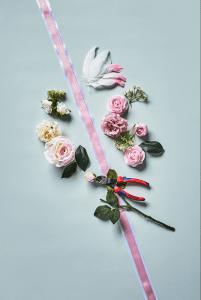 Çiçekli Elbise Kemeri 2