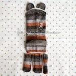 Çoraptan Aslan Yapılışı 6