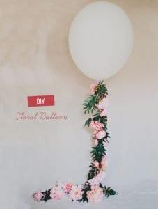 Doğum Günü Balon Süslemeleri Nasıl Yapılır?