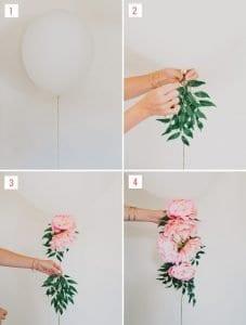 Doğum Günü Balon Süslemeleri Nasıl Yapılır? 2