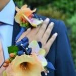Gelin Bilekliği ve Damat Yaka Çiçeği Modelleri 11