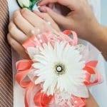 Gelin Bilekliği ve Damat Yaka Çiçeği Modelleri 25