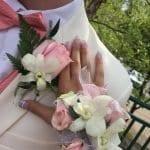 Gelin Bilekliği ve Damat Yaka Çiçeği Modelleri 28