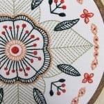 Mandala Kanaviçe 15