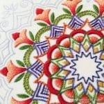 Mandala Kanaviçe 33