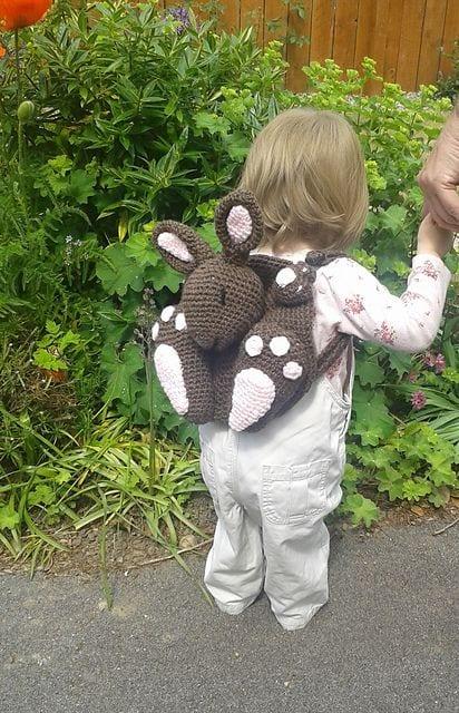 Örgü Çocuk Çanta Modelleri 2