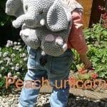 Örgü Çocuk Çanta Modelleri 3