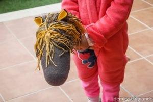 Oyuncak At Kafası Yapımı 12