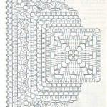 Tığ İşi Örgü Motif Şemaları 133