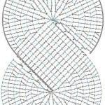 Tığ İşi Örgü Motif Şemaları 42