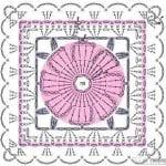 Tığ İşi Örgü Motif Şemaları 60