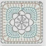 Tığ İşi Örgü Motif Şemaları 66