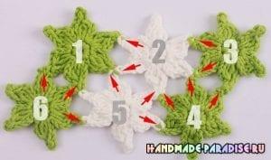 Bebek Battaniyesi Modelleri Tığ İşi 2