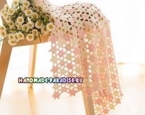 Bebek Battaniyesi Modelleri Tığ İşi