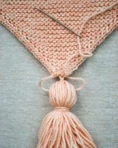 Haraşo Bebek Battaniyesi Yapılışı 10