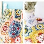 Renkli Battaniye Yapılışı 10