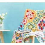 Renkli Battaniye Yapılışı 11