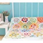 Renkli Battaniye Yapılışı 17