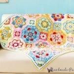 Renkli Battaniye Yapılışı 5