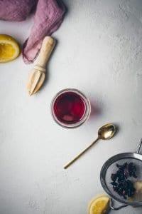 Soğuk Nar Çiçeği Çayı Tarifi