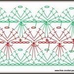 Tekerlek Örgü Modeli Yapılışı 5