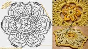 Ananas Modeli Paspas Yapımı
