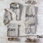 Çoraptan Fil Yapımı 9