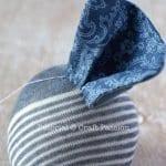 Çoraptan Fil Yapımı 21