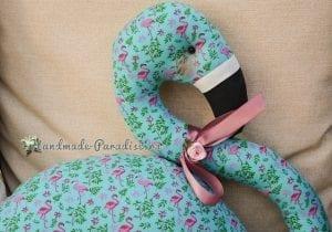 Flamingo Yastık Yapımı 1