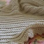 Kolay Bebek Battaniyesi Nasıl Örülür? 2