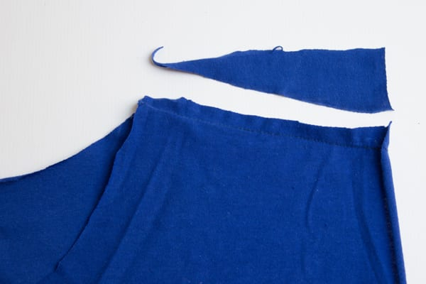 Penye Kumaştan Elbise Dikimi 16