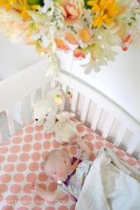 Bebek Odası Süsleri Yapımı