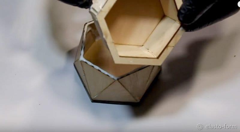 Beton Saksı Kalıbı Nasıl Yapılır? 3