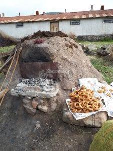 Bolu Kıbrıscık Yöresi Kürül Yapımı