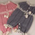 İster Tulum İster Elbise Örgü Modeli Yapılışı 1